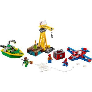 LEGO Super Heroes - Pókember: Doc Ock gyémántrablása LEGO® 76134