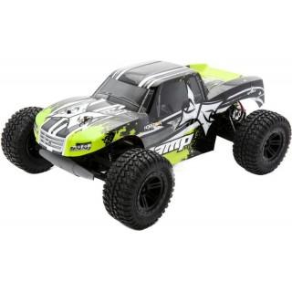 ECX AMP Monster Truck 1:10 2WD RTR černá/zelená