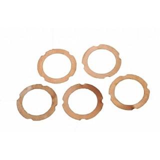 Podložky pod hlavu 0,1mm (pro .28 motory, 5ks.)
