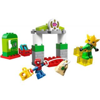 LEGO DUPLO - Pókember Electro ellen LEGO® 10893