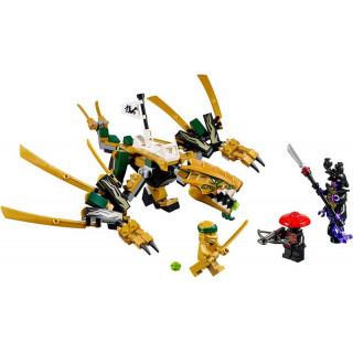 LEGO Ninjago - Zlatý drak