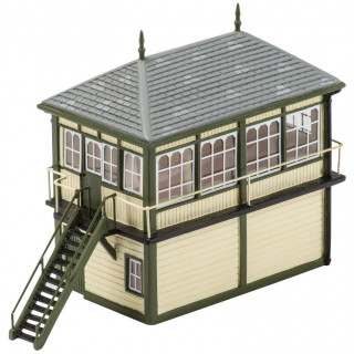 Budova pro modelovou železnici HORNBY R9838 - Granite Station Signal Box