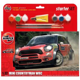 Airfix Mini Countryman WRC (1:32) (set)