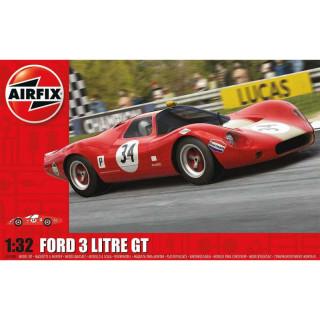 Airfix Ford GT 3 Litre (1:32) (set)