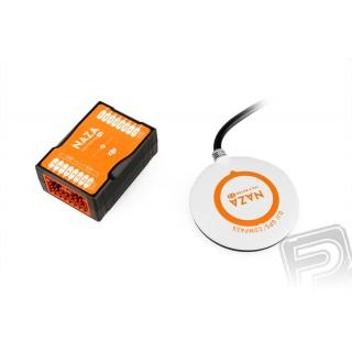 Naza M V2 + GPS Combo řídící jednotky pro multikoptéry