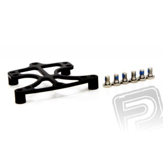 H4-3D Mounting Adapter for Flame Wheel 450