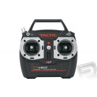 Tactic TTX 610 6-csatornás RC készlet, 2.4GHz, mód 2