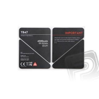 Tepelná izolace pro baterie TB47 pro Inspire