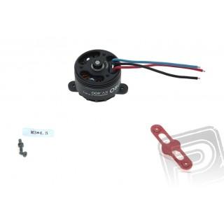 S900 Motor 4114 + unašeč vrtule červený