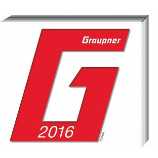 Hlavní katalog GRAUPNER 53FS 2016