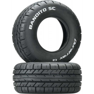 Duratrax pneu Bandito SC On-Road C2 (2)