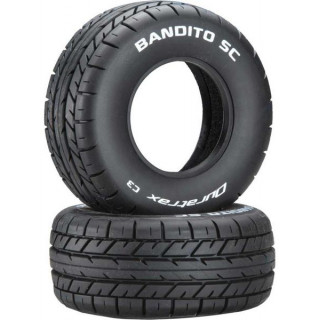 Duratrax pneu Bandito SC On-Road C3 (2)