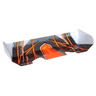 BX8SL RUNNER oranžové lexanové křídlo