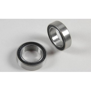 Kuličkové ložisko 17x26x7 mm (2 ks)