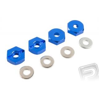 Kerék menesztő – ALU, (kék), 4 db 102042