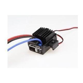 WP-1040 el. szabályzó a szénkefés motorokhoz (vízálló)