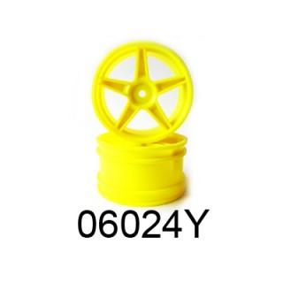 Disky žluté – Buggy, zadní, 2 ks.