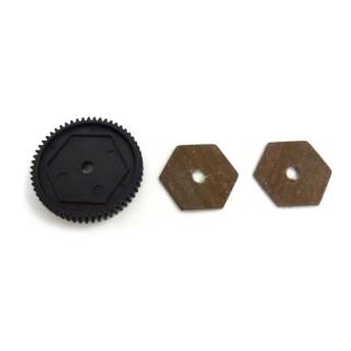 Hlavní převodové kolo (56z) pro XT/MT (sada)