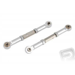 Hliníková spojovačka pro SC/XB (2 ks)