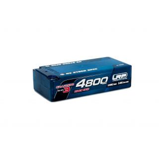 HV Stock Spec Shorty GRAPHENE-3 4800mAh Hardcase Akku - 7.6V LiPo - 130C/65C
