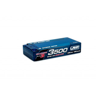 HV Ultra LCG Stock Spec Shorty GRAPHENE-3 3500mAh Hardcase Akku - 7.6V LiPo - 130C/65C