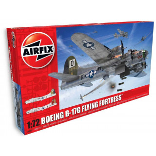 Classic Kit letadlo A08017A - Boeing B17G Flying Fortress - New Schemes (1:72)