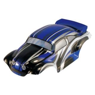 Karosszéria Beetle 1:10 kék