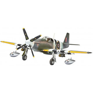 Plastic ModelKit letadlo 04872 - P-51C Mustang Mk.III (1:48)