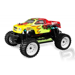 Himoto Monster Truck 1/16 RTR 2,4GHz - piros