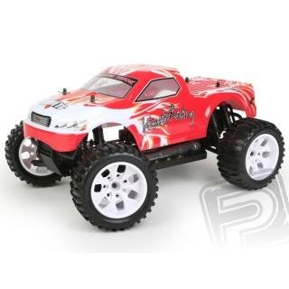 HiMOTO Monster Truck EMXT-1 1:10 elektro RTR szett 2,4GHz piros