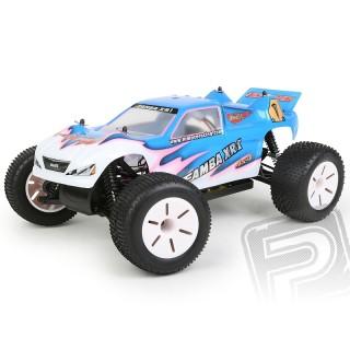 HiMOTO Truggy XR-1 1:10 elektro RTR szett 2,4GHz kék