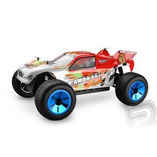 HiMOTO Truggy XR-1 1:10 elektro RTR szett 2,4GHz piros