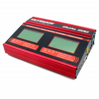 Ultimate Pro 10 dual nabíječ s balancerem (2x100 W)