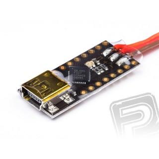 USB interface a Flux szabályzó programozására