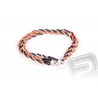 Axial LED (narancssárga LED)