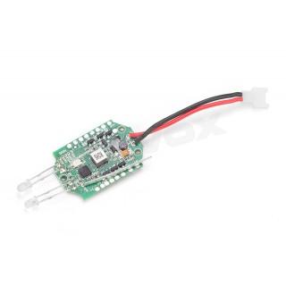Vezérlőegység vevőkészülékkel - LRP Gravit Hexa Micro Multicopter 2.4GHz