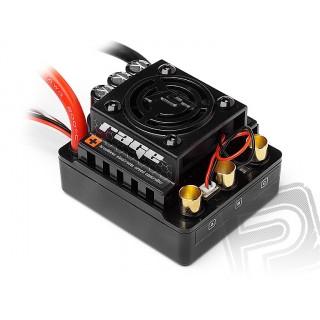 HPI - FLUX RAGE 80A Brushless programovatelný regulátor otáček 1:8