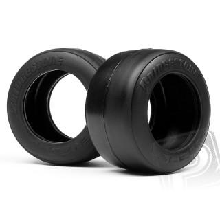 Pneumatiky Bridgestone FT01 slick M směs (zadní)