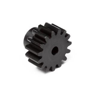 Pastorek 15 zubů (modul 1M) pro 3mm hřídel