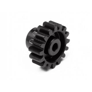 Pastorek 16 zubů (modul 1M) pro 3mm hřídel