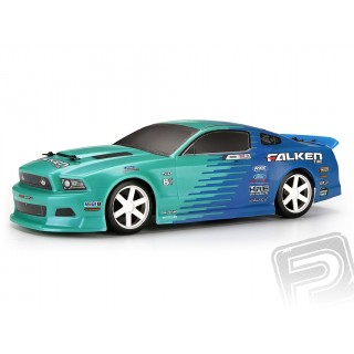 Micro RS4 Ford Mustang RTR s 2,4GHz RC készlettel, Justin Pawlak karosszéria