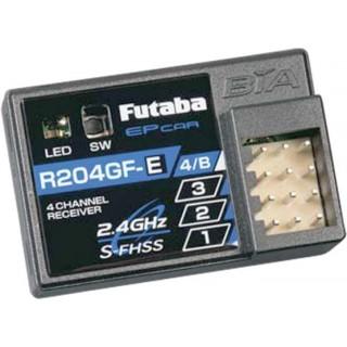 Futaba 4k R204GF-E S-FHSS/FHSS vevő 2.4GHz