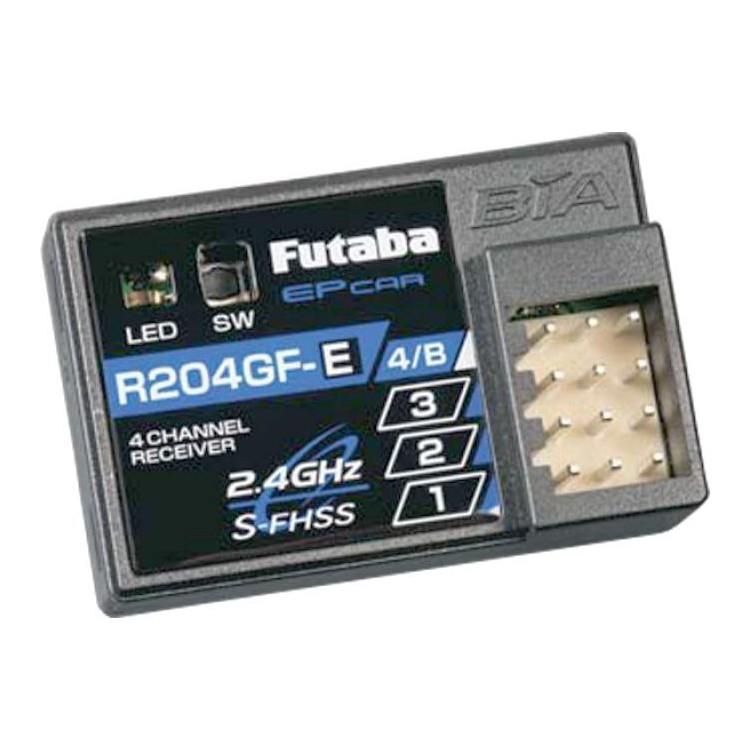 Futaba přijímač 4k R204GF-E 2.4GHz S-FHSS/FHSS