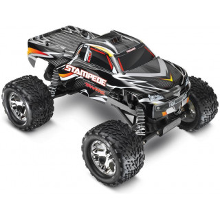 Traxxas Stampede 1:10 RTR - classic fekete
