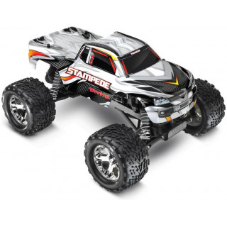 Traxxas Stampede 1:10 RTR - classic ezüst