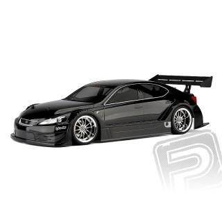 Átlátszó karosszéria Lexus IS F Racing Concept (200 mm)