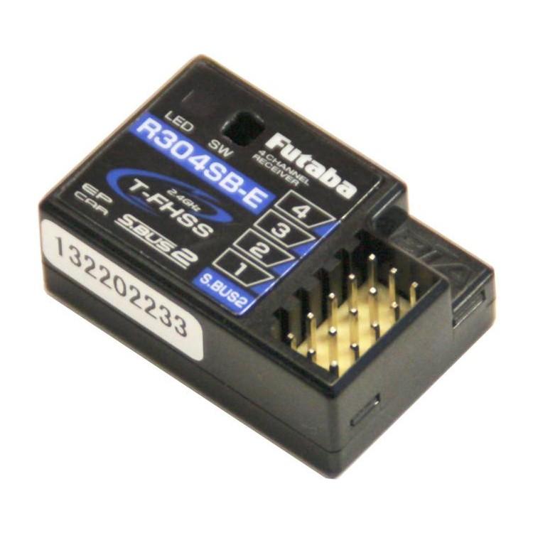 Futaba přijímač 4k R304SB-E 2.4GHz T-FHSS S.BUS2