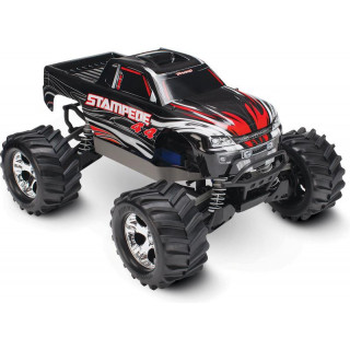 Traxxas Stampede 1:10 4WD RTR fekete