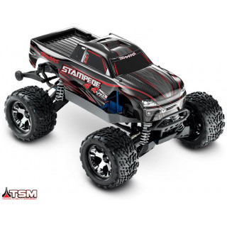 Traxxas Stampede 1:10 VXL 4WD TQi RTR fekete