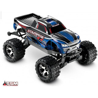 Traxxas Stampede 1:10 VXL 4WD TQi RTR kék
